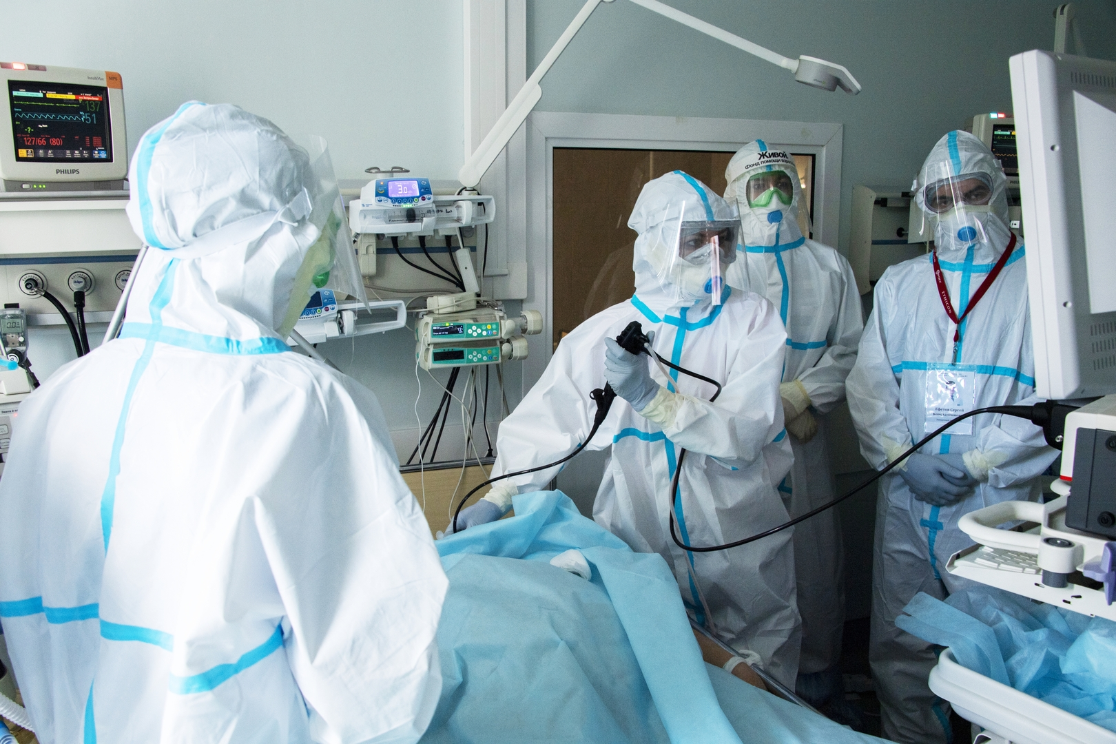 جامعة سيتشينوف: المشاركون في اختبارات اللقاح ضد فيروس كورونا في حالة جيدة