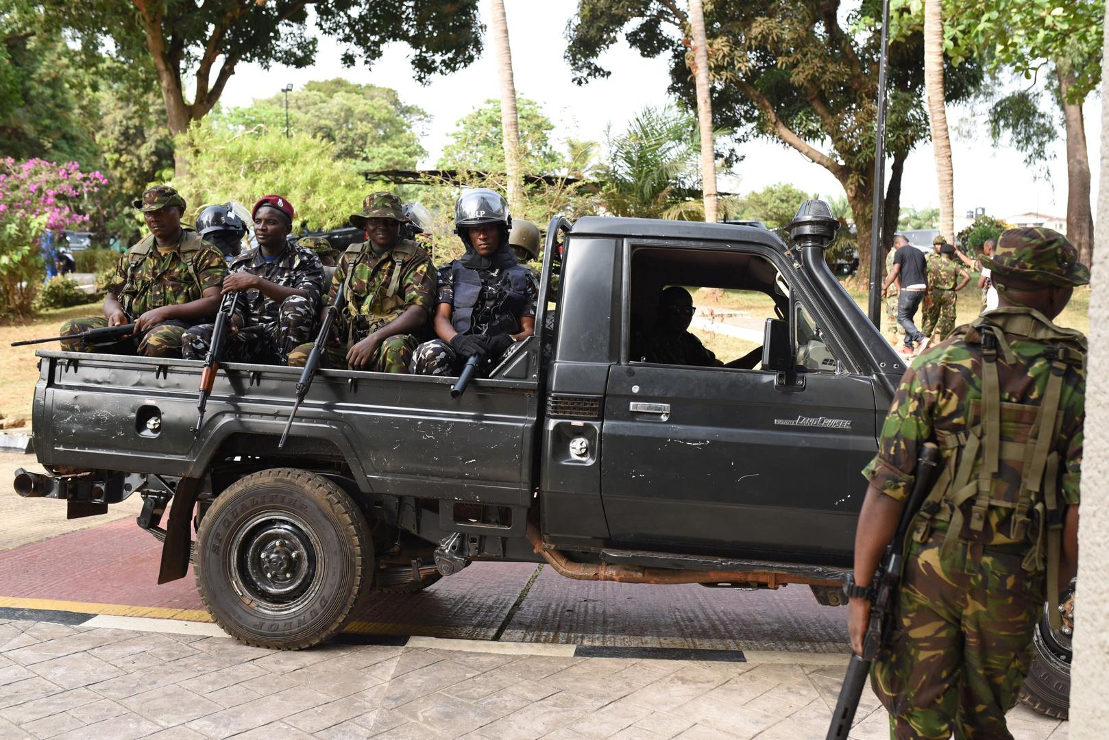 مقتل 4 أشخاص بإطلاق قوات الأمن النار على محتجين في سيراليون