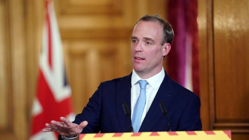 بريطانيا تتهم الصين بارتكاب
