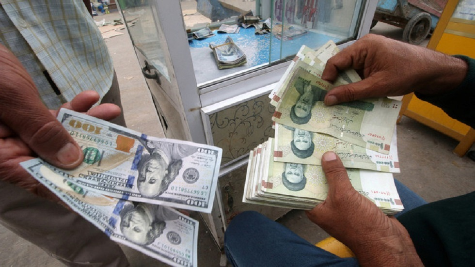 مكاتب تصريف العملات في إيران - أرشيف