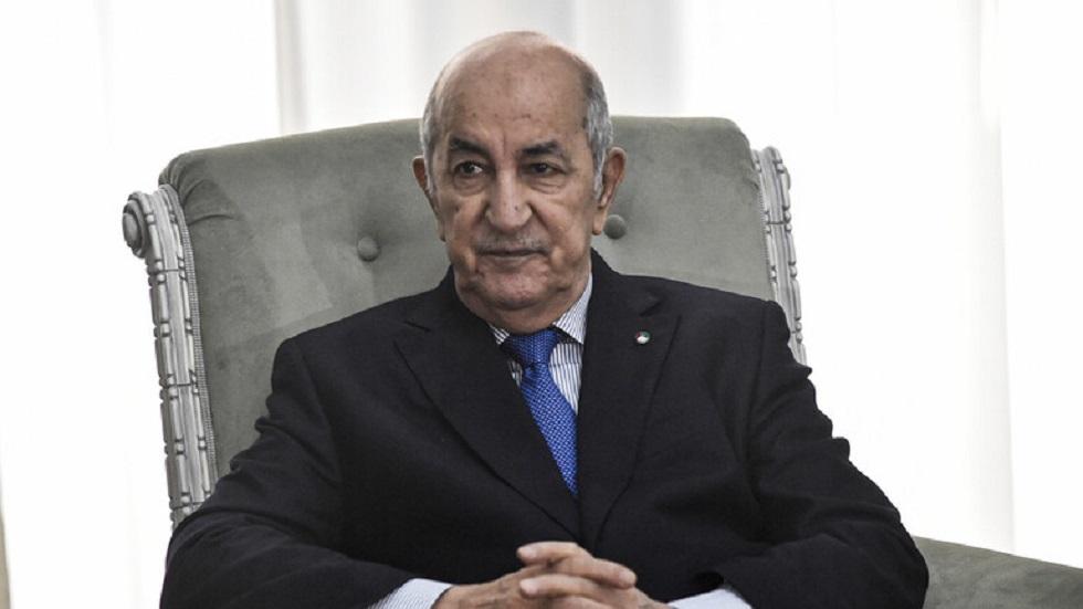 تبون: هناك أطراف تريد أن تحمل القبائل الليبية السلاح وهذا سيؤدي إلى صوملة ليبيا