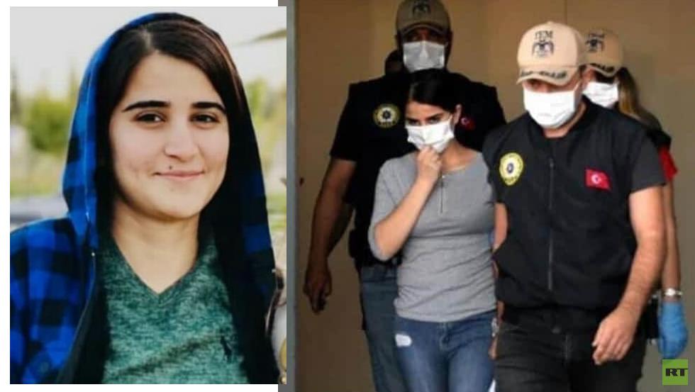 سوريا.. والد داليا يتهم سلطات إقليم جنوب كردستان بتسليم ابنته لتركيا