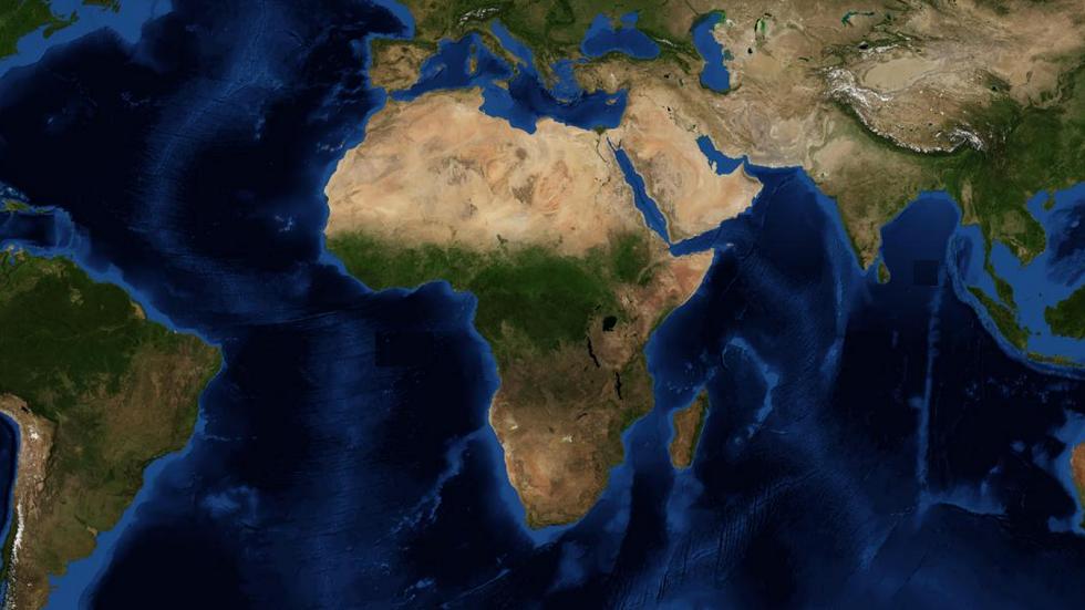 القارة الإفريقية تتصدع ببطء وفرضية ظهور محيط جديد واردة
