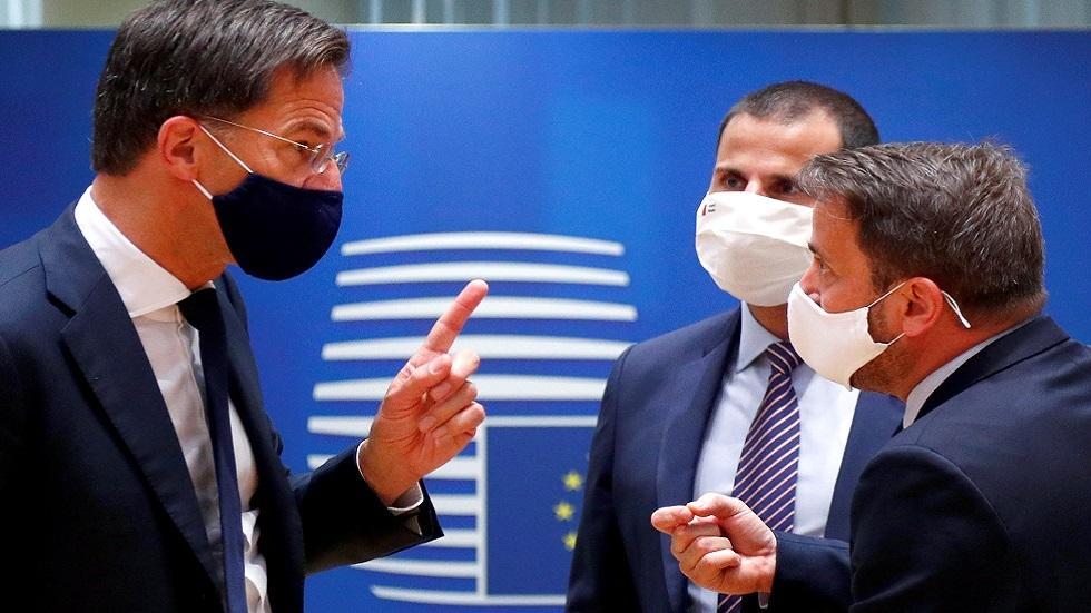 استئناف المحادثات الأوروبية في بروكسل اليوم وزعيم
