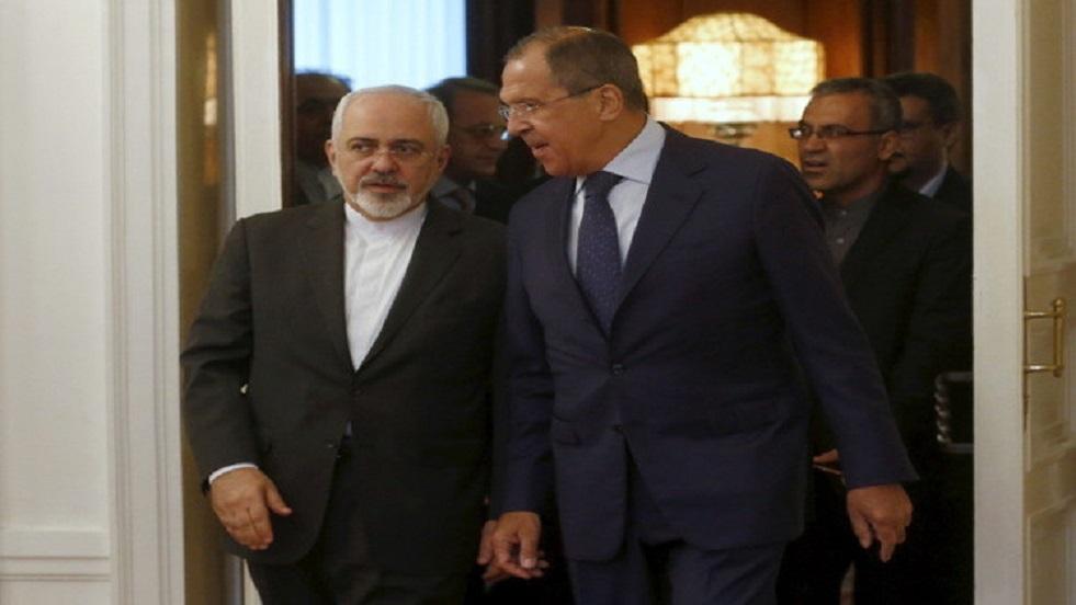 محادثات بين لافروف وظريففي موسكو الثلاثاء