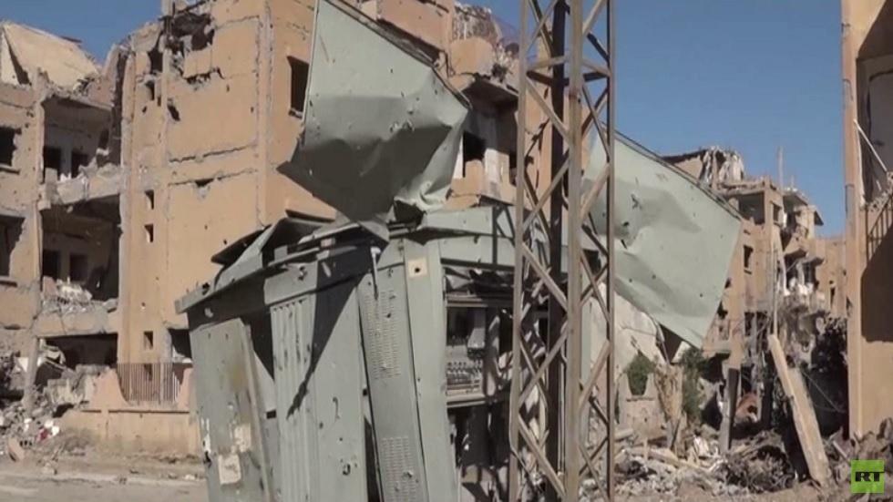 مساعي الحكومة السورية لتخفيف تقنين الكهرباء
