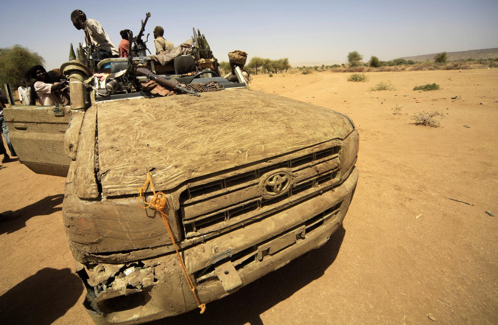 قتلى وجرحى باشتبكات في إقليم دارفور غربي السودان