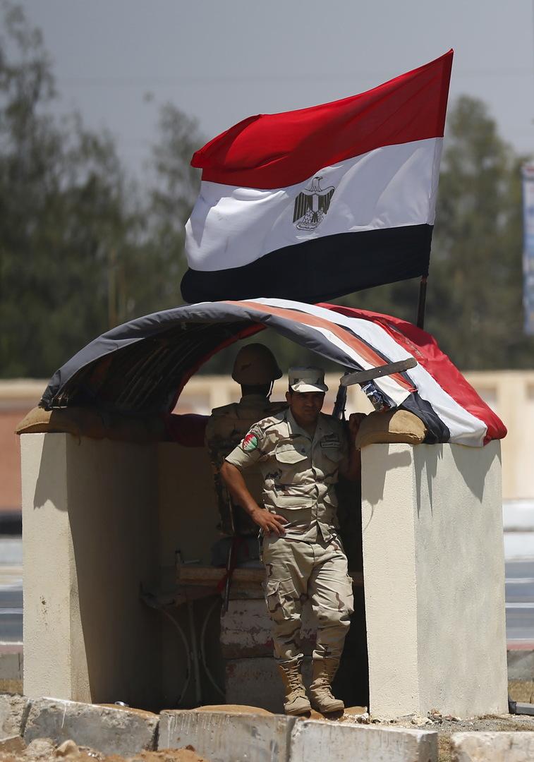 وفاة لواء مصري بعد 24 ساعة من ترقيته (صورة)