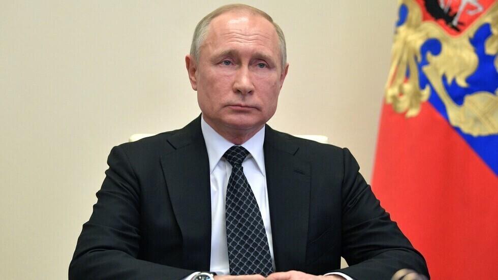 الكرملين: لم يتم تطعيم بوتين بأي لقاح ضد فيروس كورونا