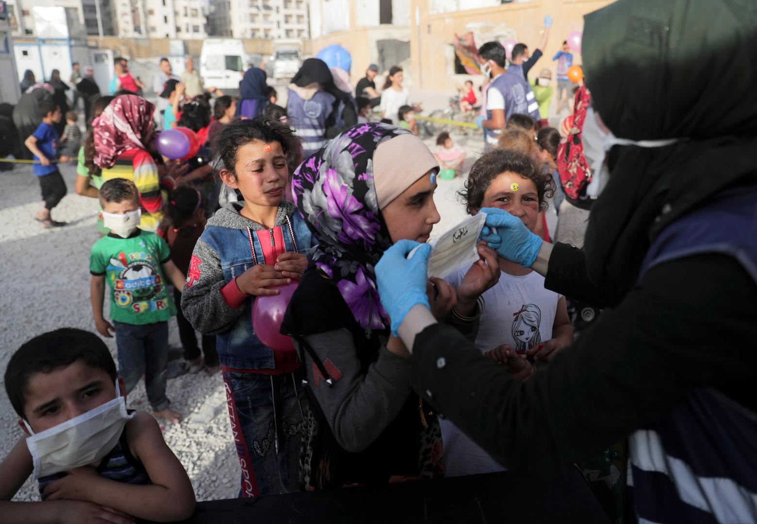 سوريا.. تسجيل أعلى معدلات بالإصابات والوفيات اليومية بكورونا