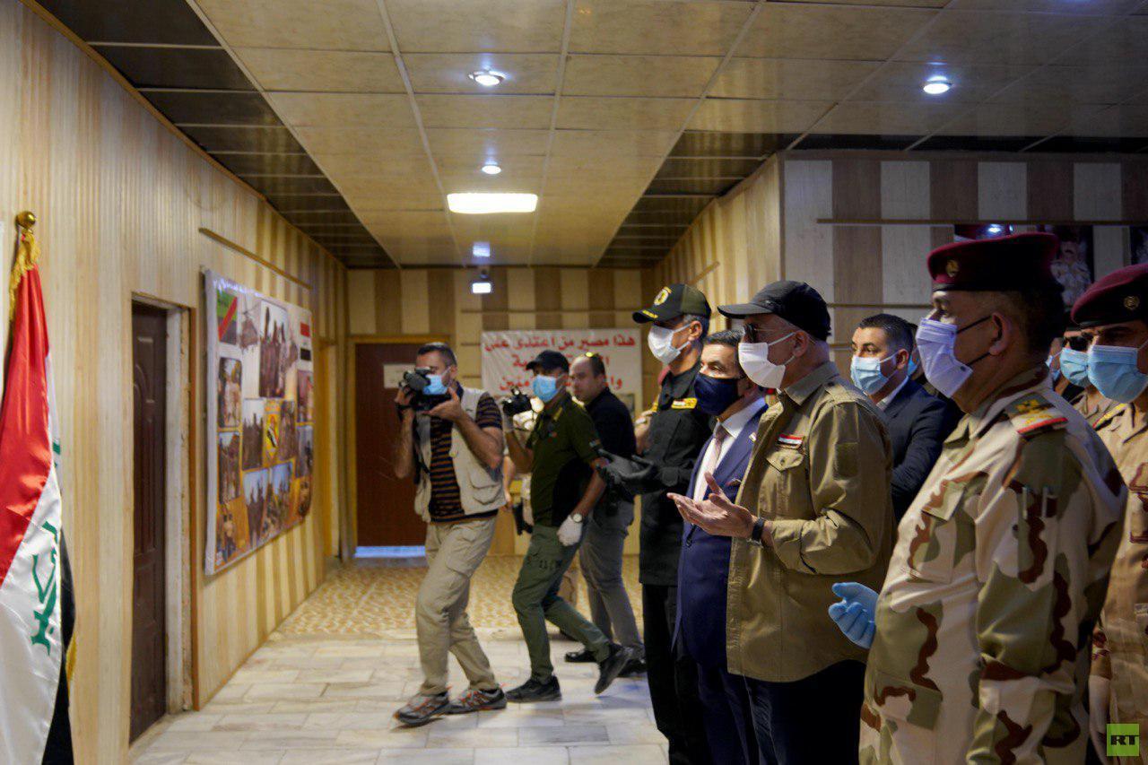 الكاظمي: هناك من يحاول أن يحيي الطائفية مجددا في العراق