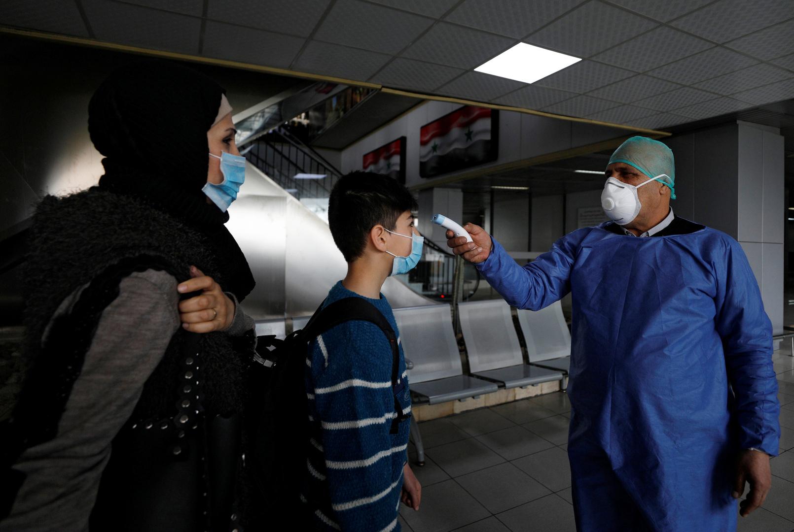 وزير الصحة السوري: المطارات ستفتح قريبا.. وإعادة إغلاق صالات الأفراح