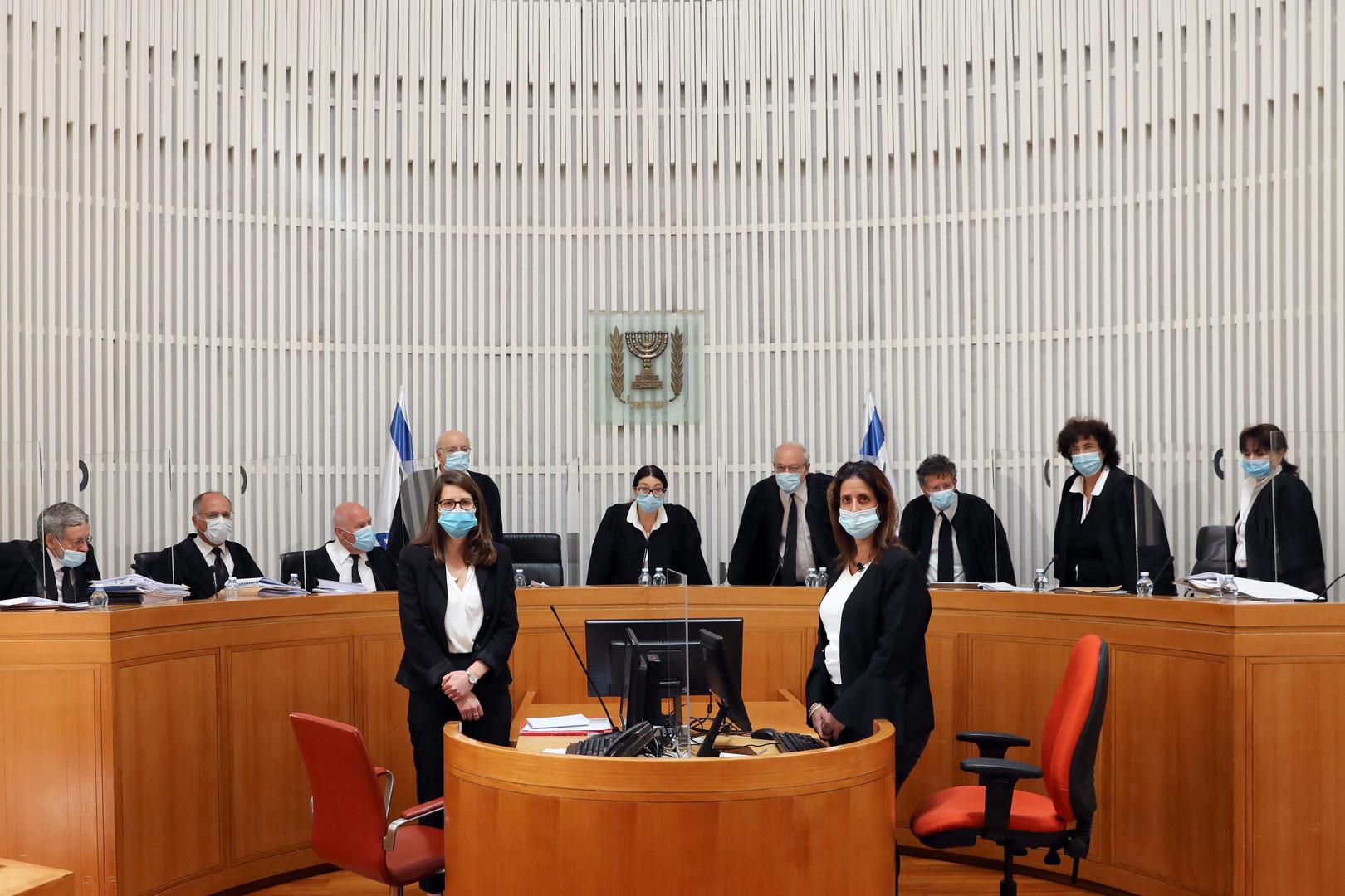 محكمة إسرائيلية تصادق على سجن أردني 19 عاما