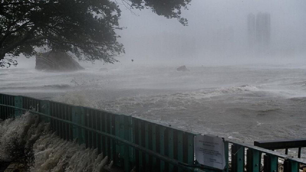 تفجير سد في شرق الصين بعد ارتفاع منسوب المياه