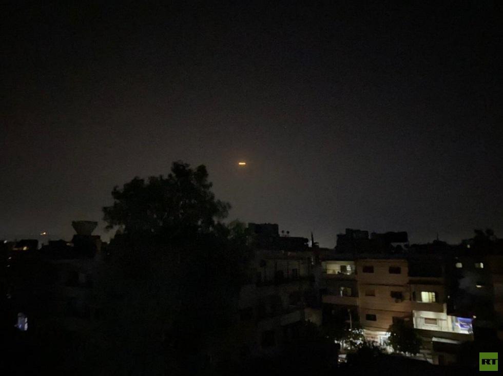 الأردن: حريق جراء سقوط قذيفة من خارج الحدود في إربد