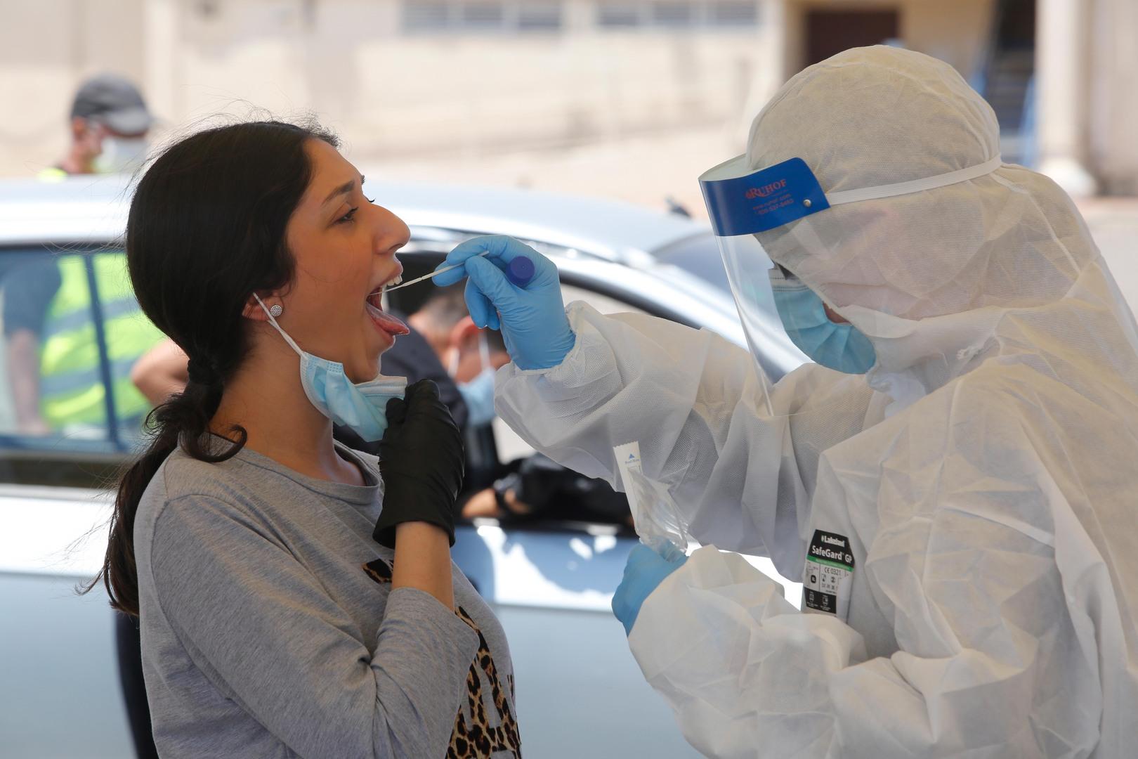كورونا في إسرائيل.. عدد الحالات النشطة يقترب من 30 ألفا