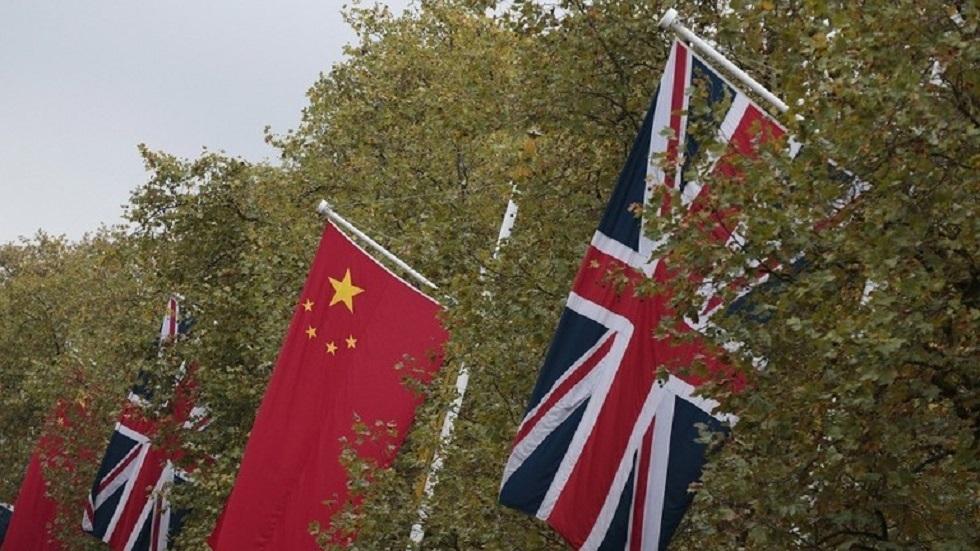 متحدث باسم سفارة الصين في لندن: بريطانياانتهكت القانون الدولي وقواعد العلاقات الدولية بهونغ كونغ