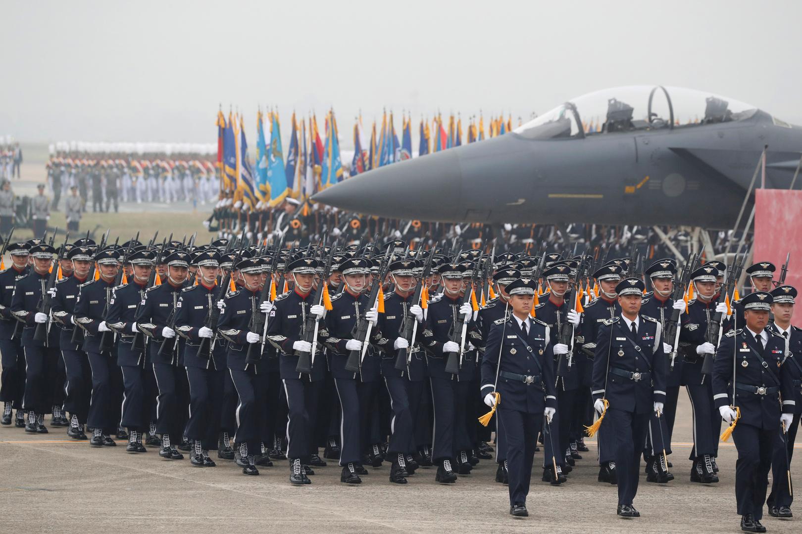 كوريا الجنوبية سادس قوة عسكرية عالمية والشمالية في المرتبة 25