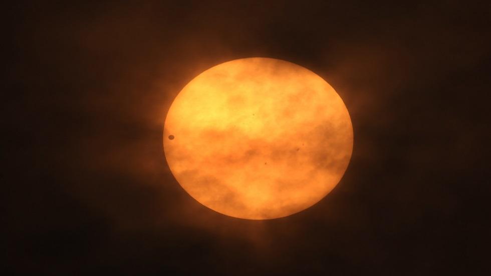 اكتشاف براكين نشطة على كوكب الزهرة