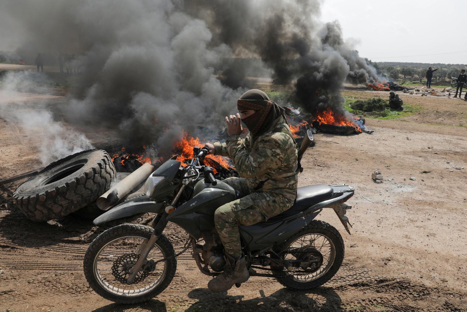 جبهة ثالثة في الحرب الروسية التركية: ينقلون مقاتلي أنقرة من سوريا إلى أذربيجان