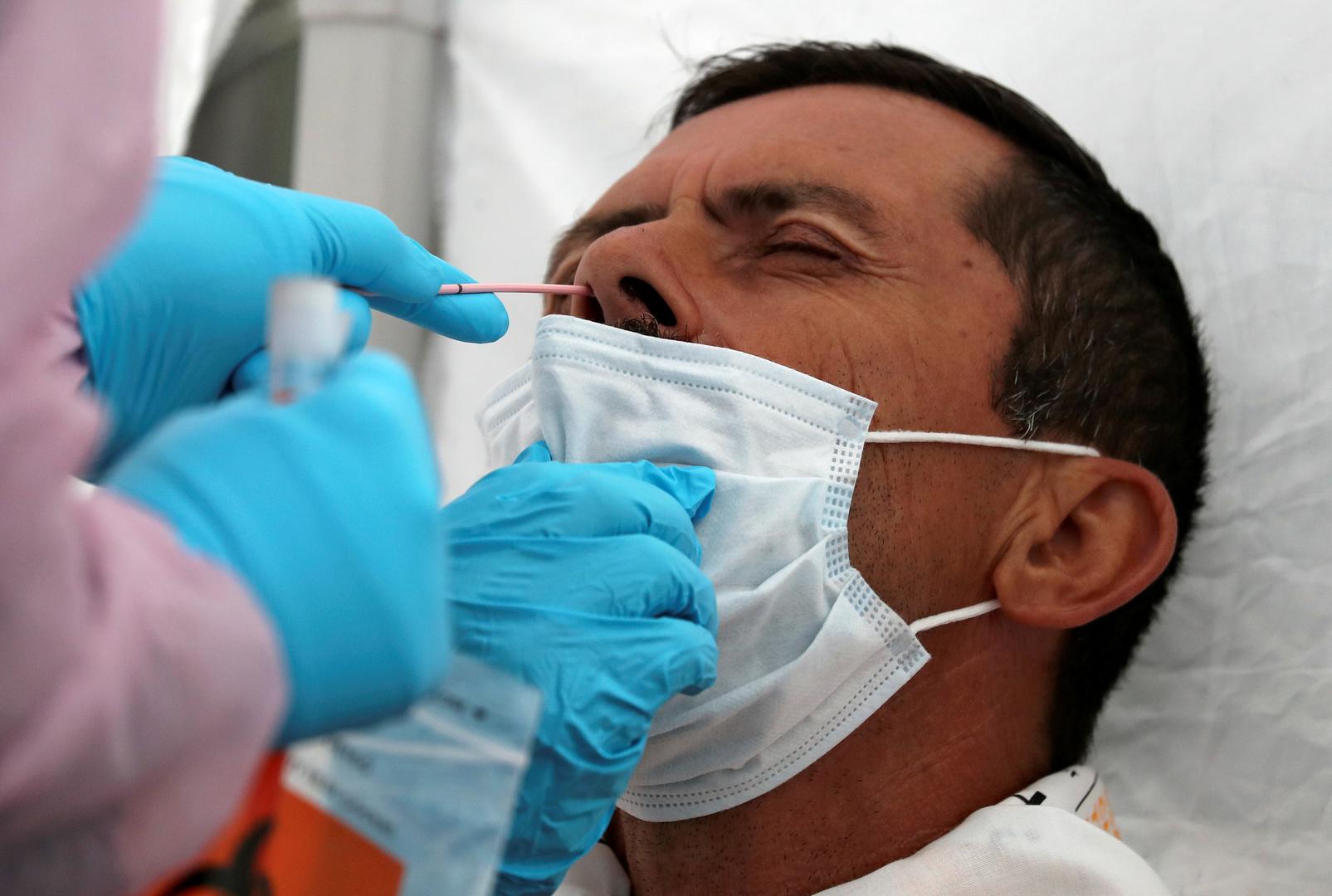 كاليفورنيا تسجل نحو 12 ألف إصابة بفيروس كورونا خلال 24 ساعة