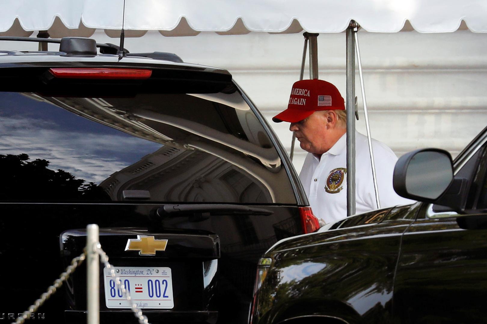 ترامب يتوعد بإرسال المزيد من الأمن الفدرالي إلى مدن