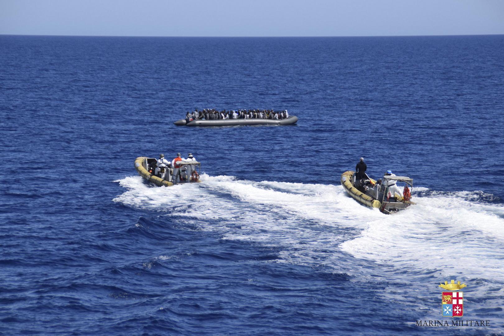 وصول نحو 80 مهاجرا تونسيا إلى جزيرة لامبيدوزا الإيطالية
