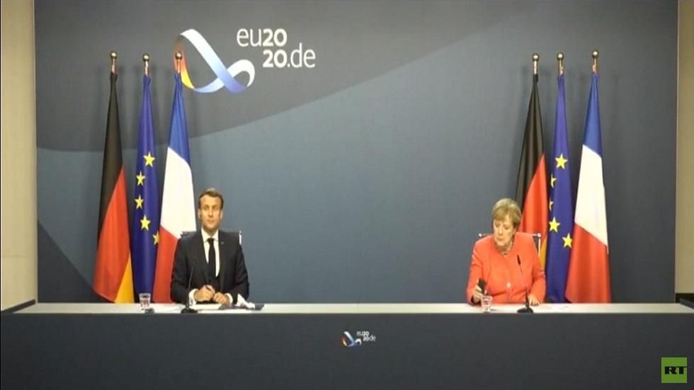 اتفاق أوروبي على خطة تعاف اقتصادي بعد كورونا