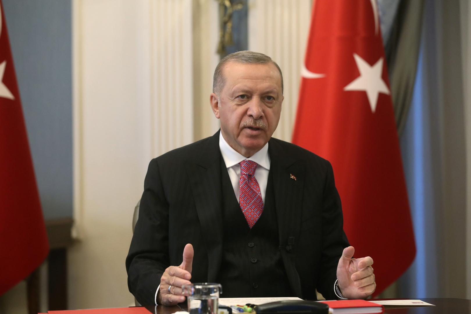 أردوغان: بفضل النظام الرئاسي بتنا قادرين على التجاوب الفعال والسريع مع الأزمات