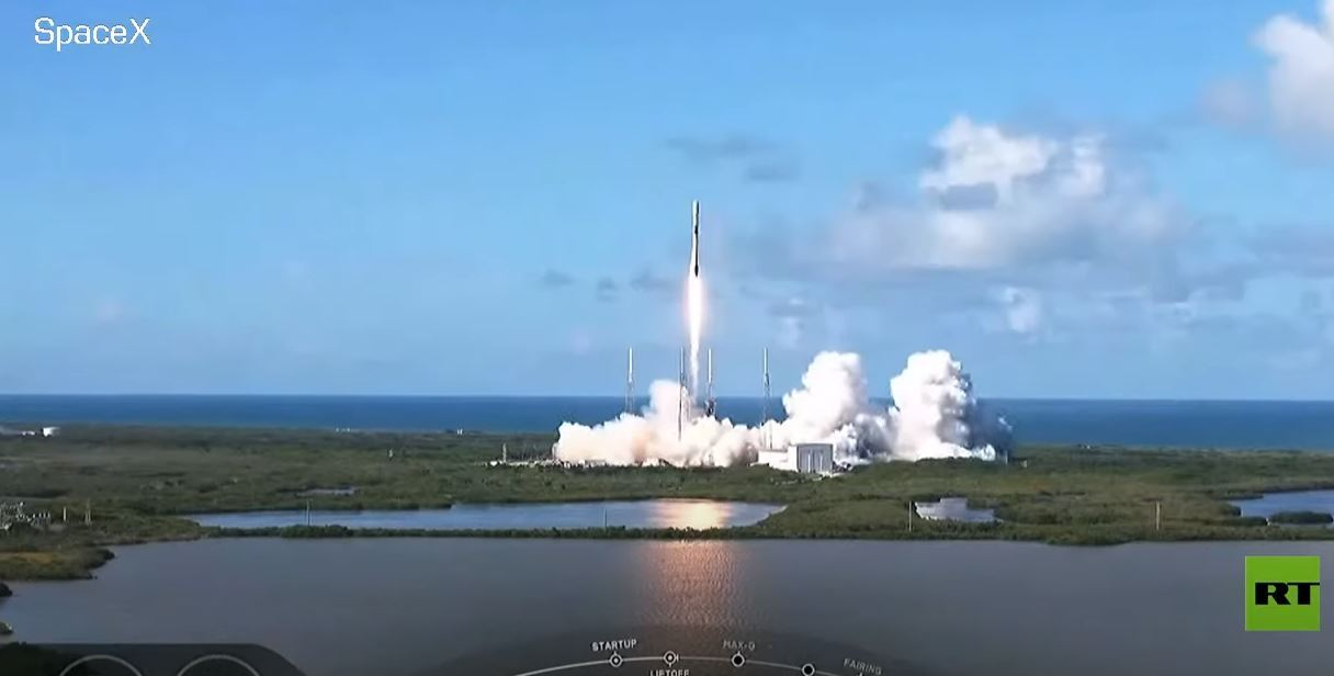سبيس إكس تطلق أول قمر صناعي عسكري لكوريا الجنوبية