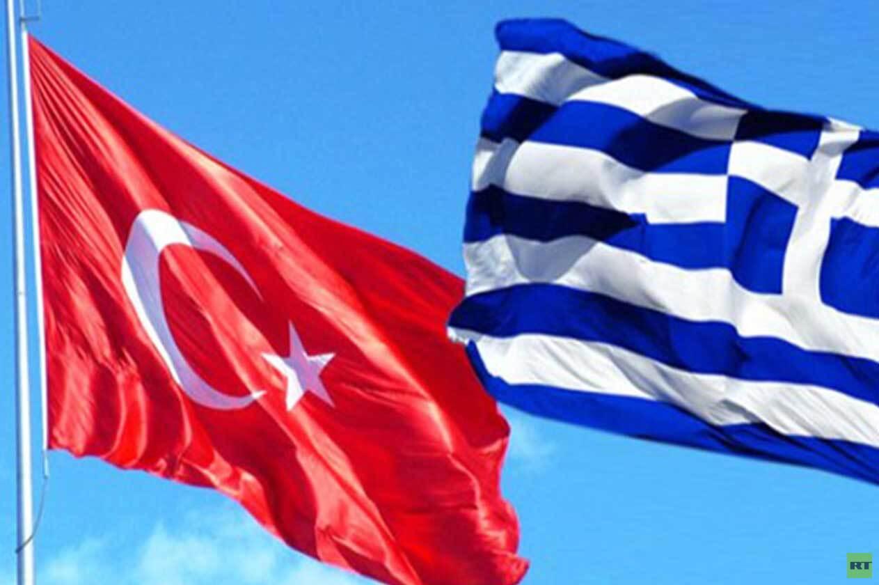 اليونان: سلوك تركيا