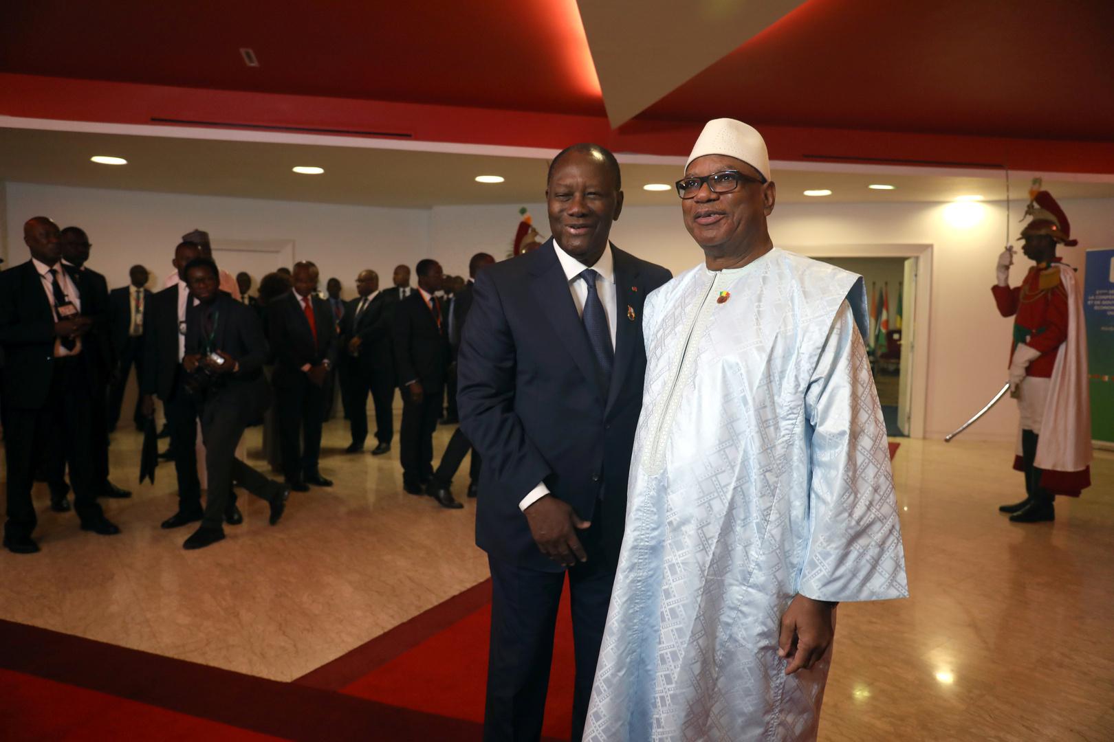 4 رؤساء من دول غرب إفريقيا يقودون وساطة جديدة لحل أزمة مالي