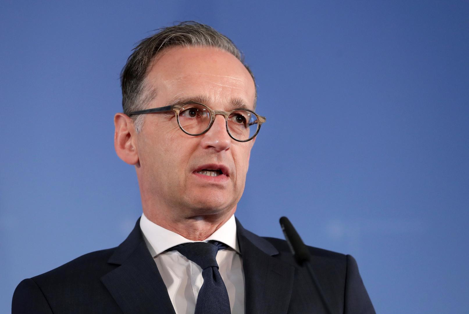 ألمانيا تطالب تركيا بالتوقف عن عملياتها الاستفزازية في شرق المتوسط