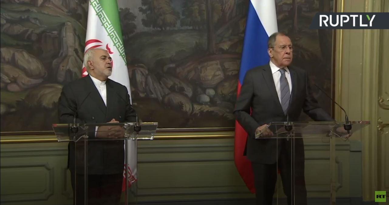 لافروف: متفقون مع إيران على ضرورة بذل كل الجهود للحفاظ على الاتفاق النووي