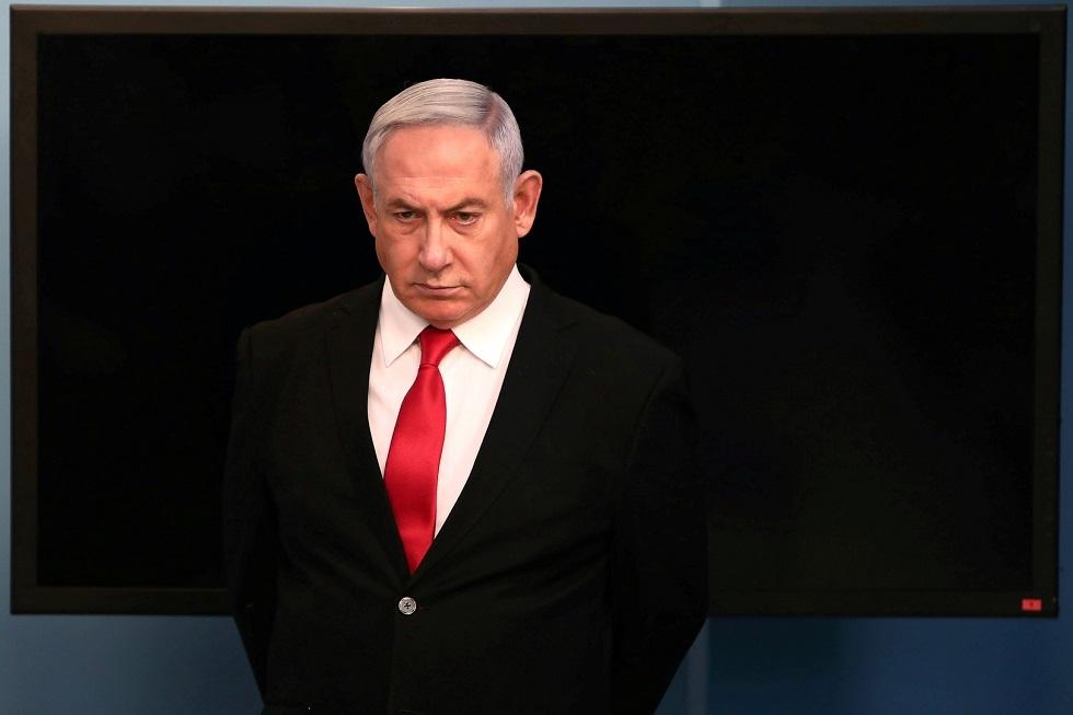 مظاهرة أمام منزل رئيس الوزراء الإسرائيلي تطالب برحيله