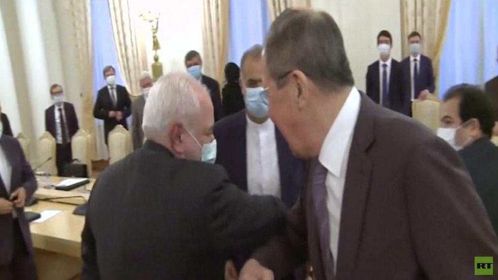 لافروف: حل الأزمات في المنطقة عبر الحوار