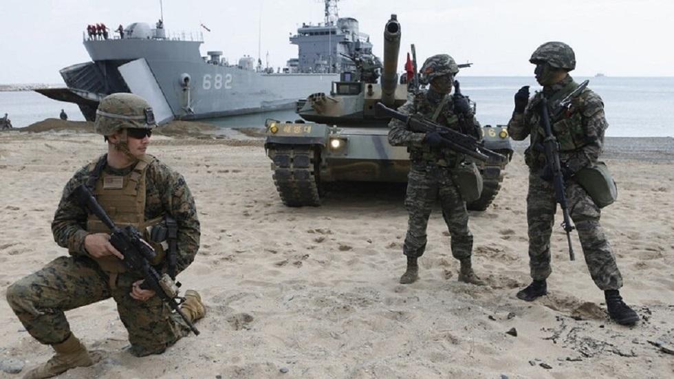 وزير الدفاع الأمريكي ينفي إصدار أوامر بسحب قوات بلاده من كوريا الجنوبية
