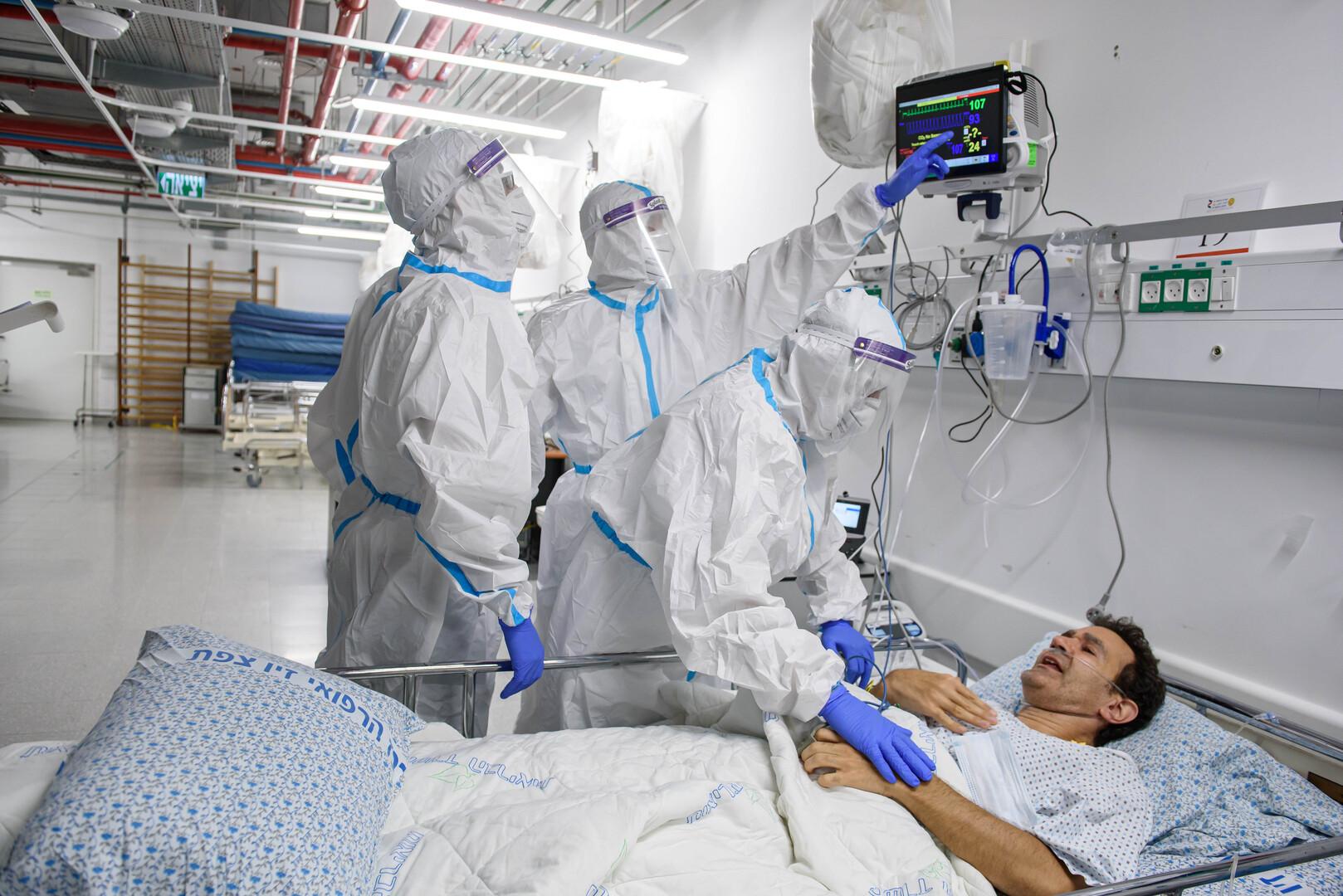 لأول مرة.. أكثر من 30 ألف حالة نشطة بفيروس كورونا في إسرائيل