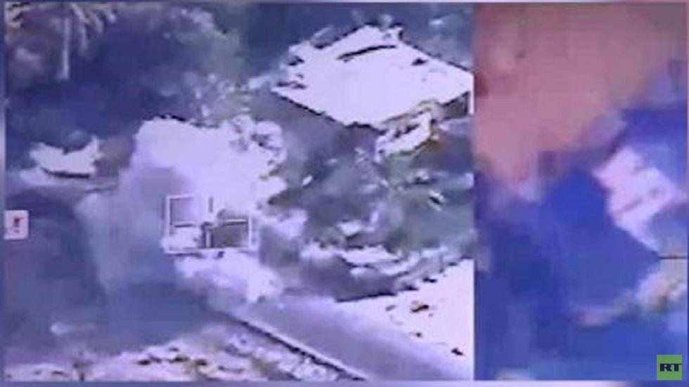 مصر.. الجيش ينشر فيديو وصورا جديدة لإحباط الهجوم الإرهابي شمالي سيناء