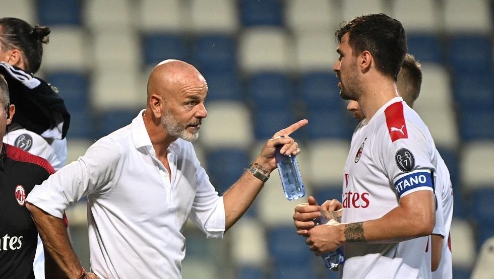 رسميا.. ميلان يمدد عقد مدربه بيولي حتى عام 2022