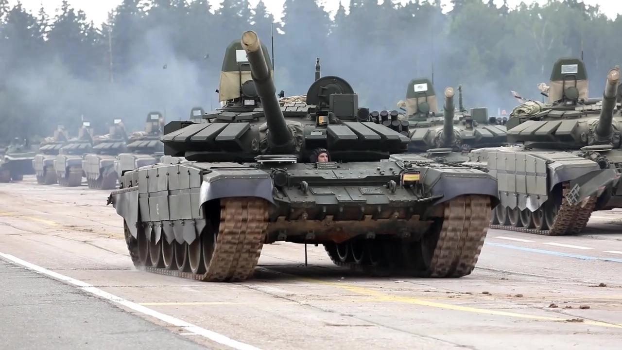 انتهاء الاختبار المفاجئ للجاهزية القتالية للجيش الروسي