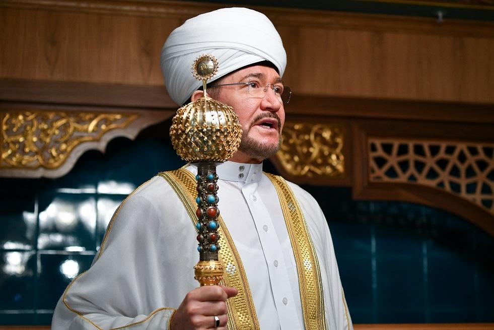 الإدارة الدينية لمسلمي روسيا تحث على الصلاة لانتهاء كورونا