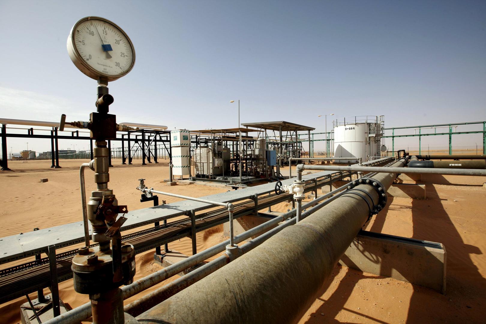 إيطاليا تؤكد أهمية استئناف إنتاج وتصدير النفط في ليبيا