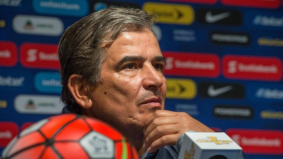 رسميا.. تقديم الكولومبي بينتو مدربا جديدا لمنتخب الإمارات