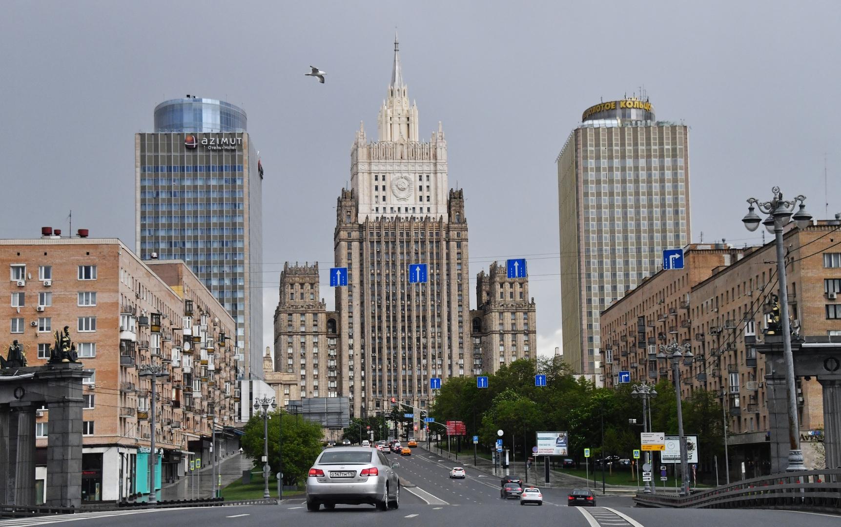 موسكو تلجأ إلى منظمات دولية بعد اعتداء الشرطة الأمريكية على صحفيين روس