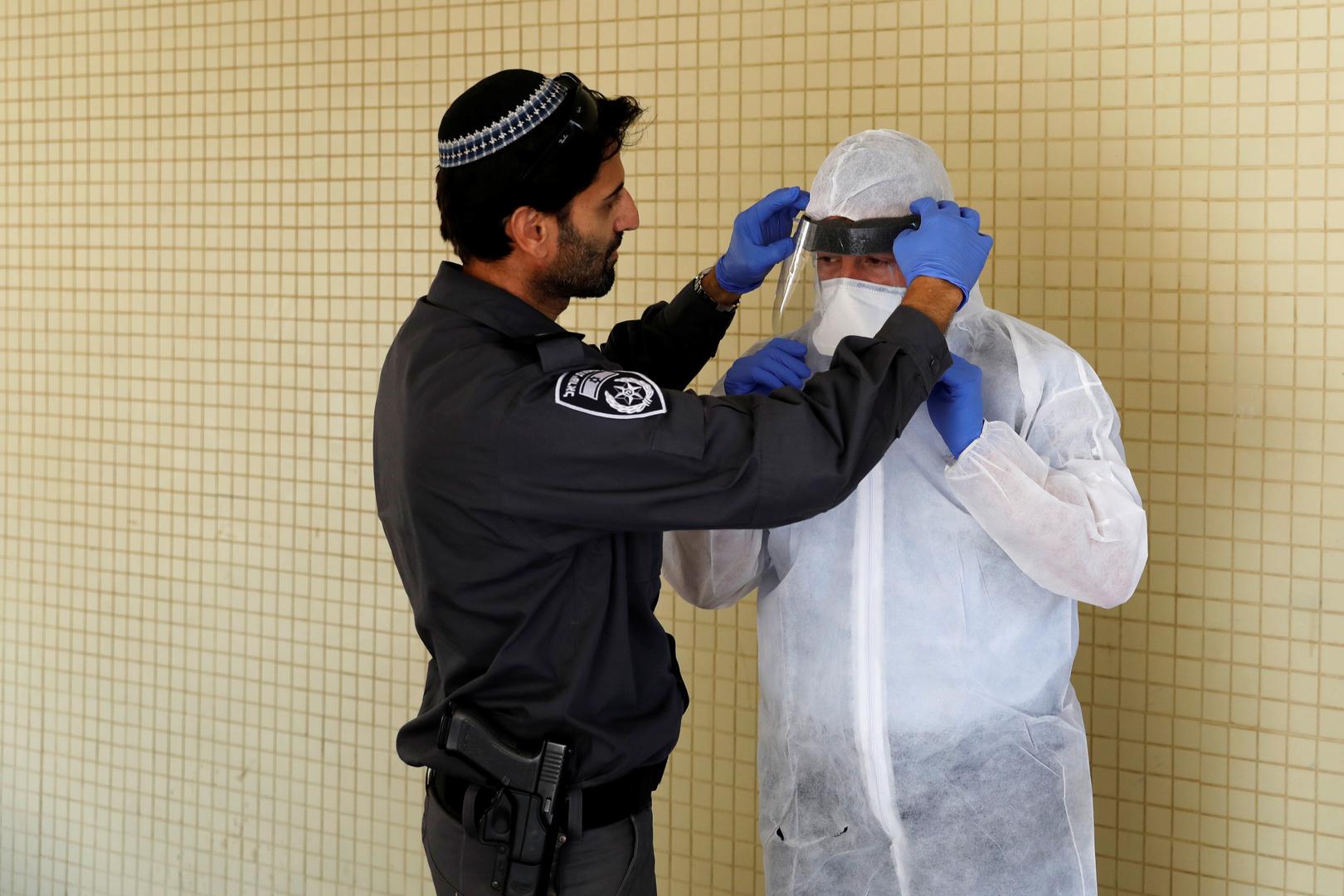 برقم قياسي جديد.. إسرائيل تسجل أكثر من 2.1 ألف إصابة بكورونا خلال 24 ساعة
