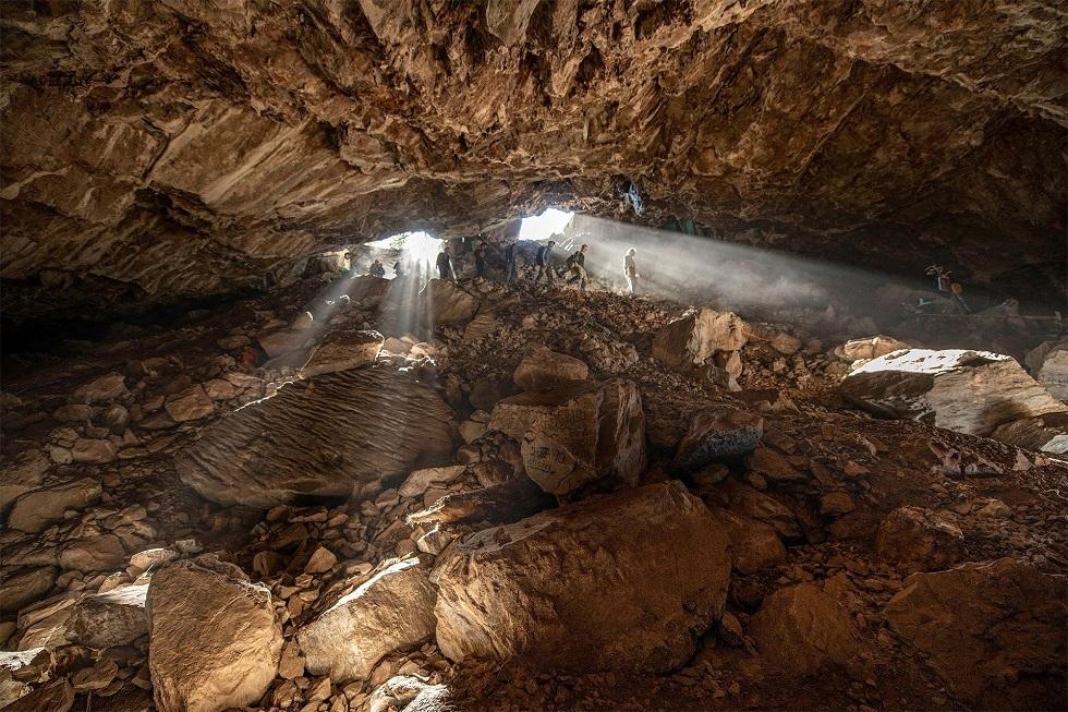 قطع أثرية في كهف بالمكسيك تظهر أن وصول البشر لأمريكا الشمالية أقدم مما يعتقد (فيديو)