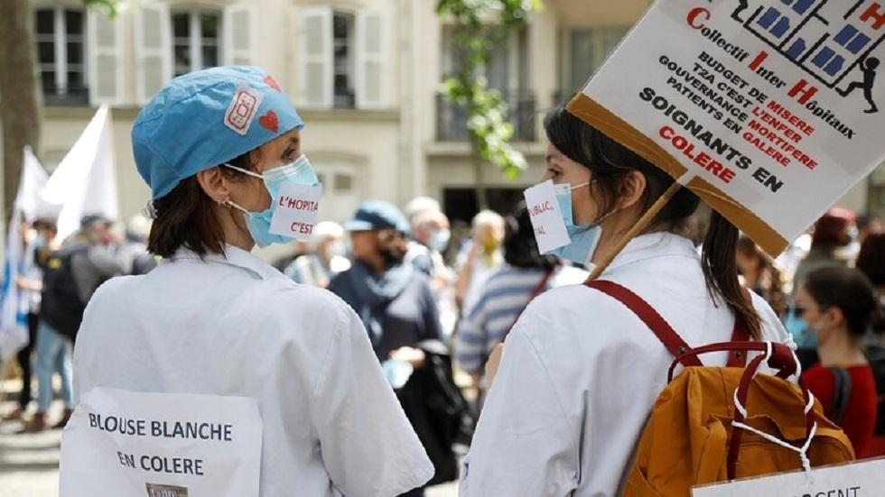 فرنسا تسجل 998 إصابة جديدة بفيروس كورونا خلال 24 ساعة