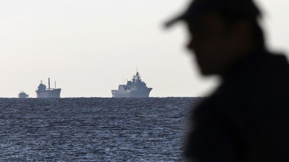 البحرية اليونانية تعلن حالة التأهب بسبب الأنشطة التركية