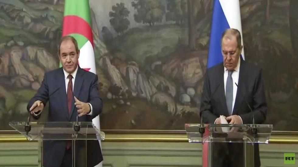 موسكو والجزائر: الحل في ليبيا سياسي فقط